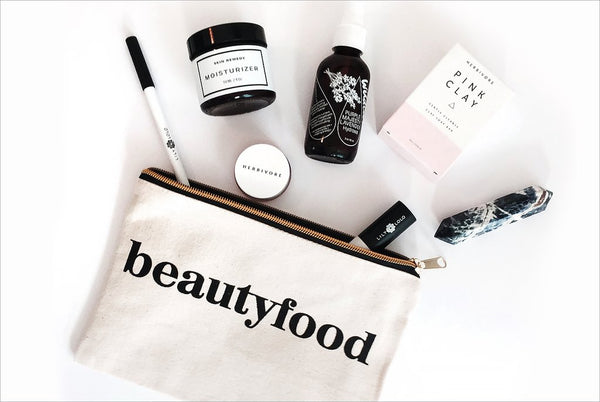 BEAUTYFOOD: 3 non-toxic ingredients your skin craves