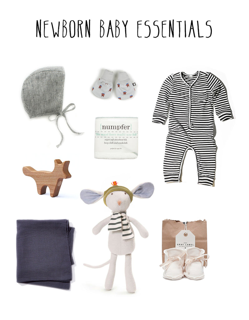 c53af57991f Newborn Baby Necessities | Noble Carriage