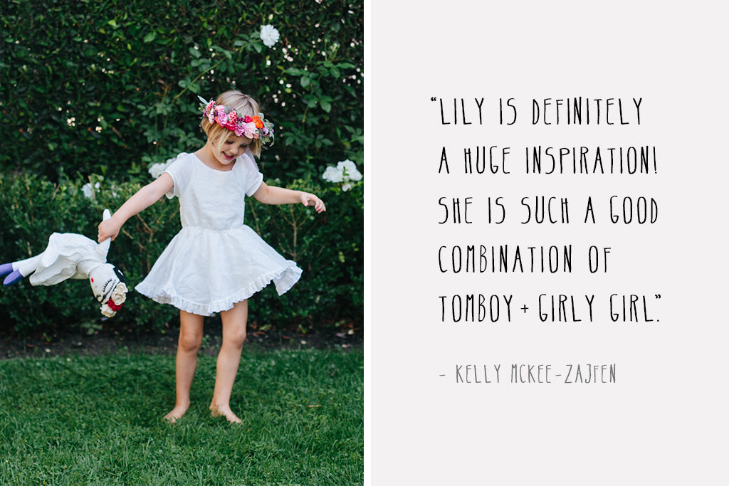 Kelly McKee-Zajfen of Little Minis for Noble Carriage