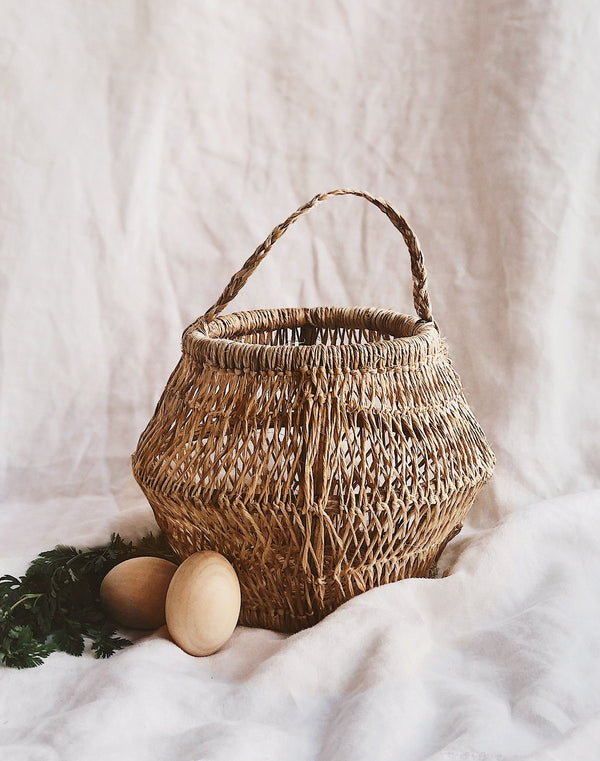 Oaxacan Egg Basket