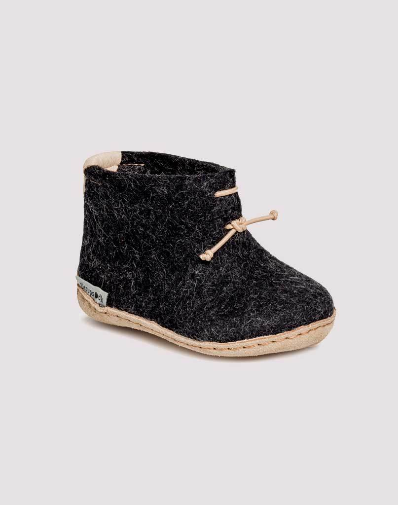 Glerups Wool Baby Boots