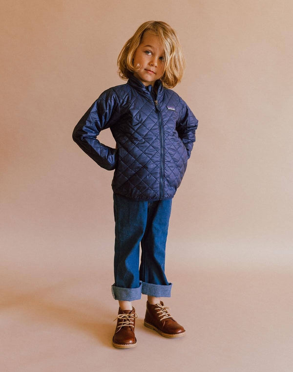 Patagonia Baby Nano Puff® Jacket in Navy