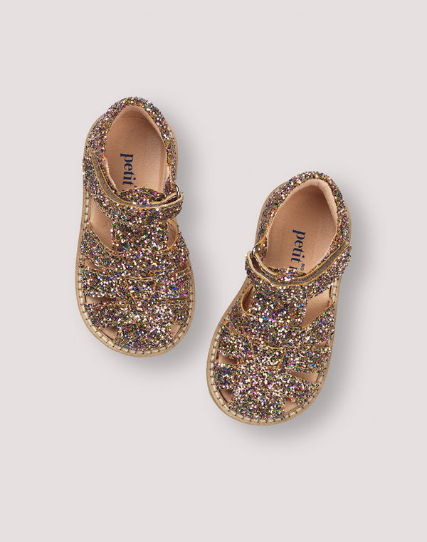 Petit Nord Classic Sandal in Sprinkles
