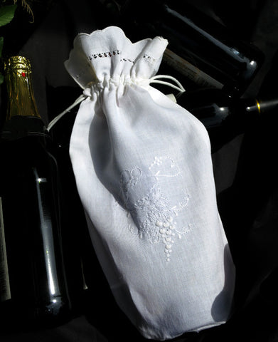 Grape Wine Bottle Bag