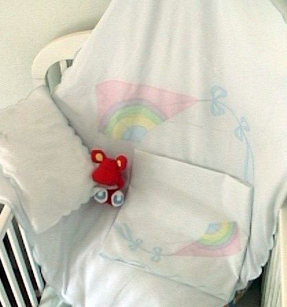 Kite Baby Duvet Cover 34x50