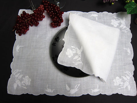 Tropic Placemat Set  - CLOSEOUT