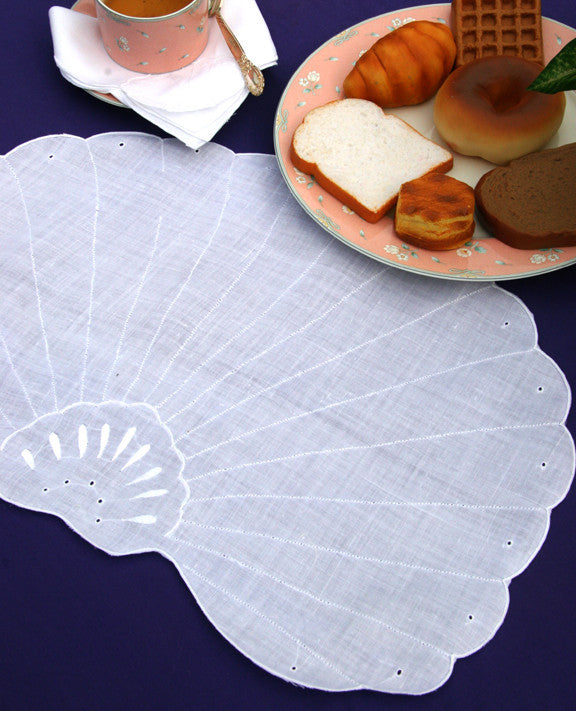 Sea Shell Placemat Set - CLOSEOUT