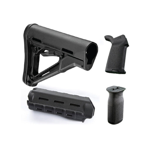 Magpul Custom CTR Upper & Lower Kit - Mil-Spec - Phalanx Gear Solutions, LLC