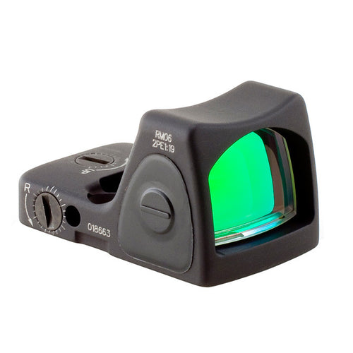 Trijicon RMR® Adjustable LED Sight - 6.5 MOA Red Dot - Phalanx Gear Solutions, LLC