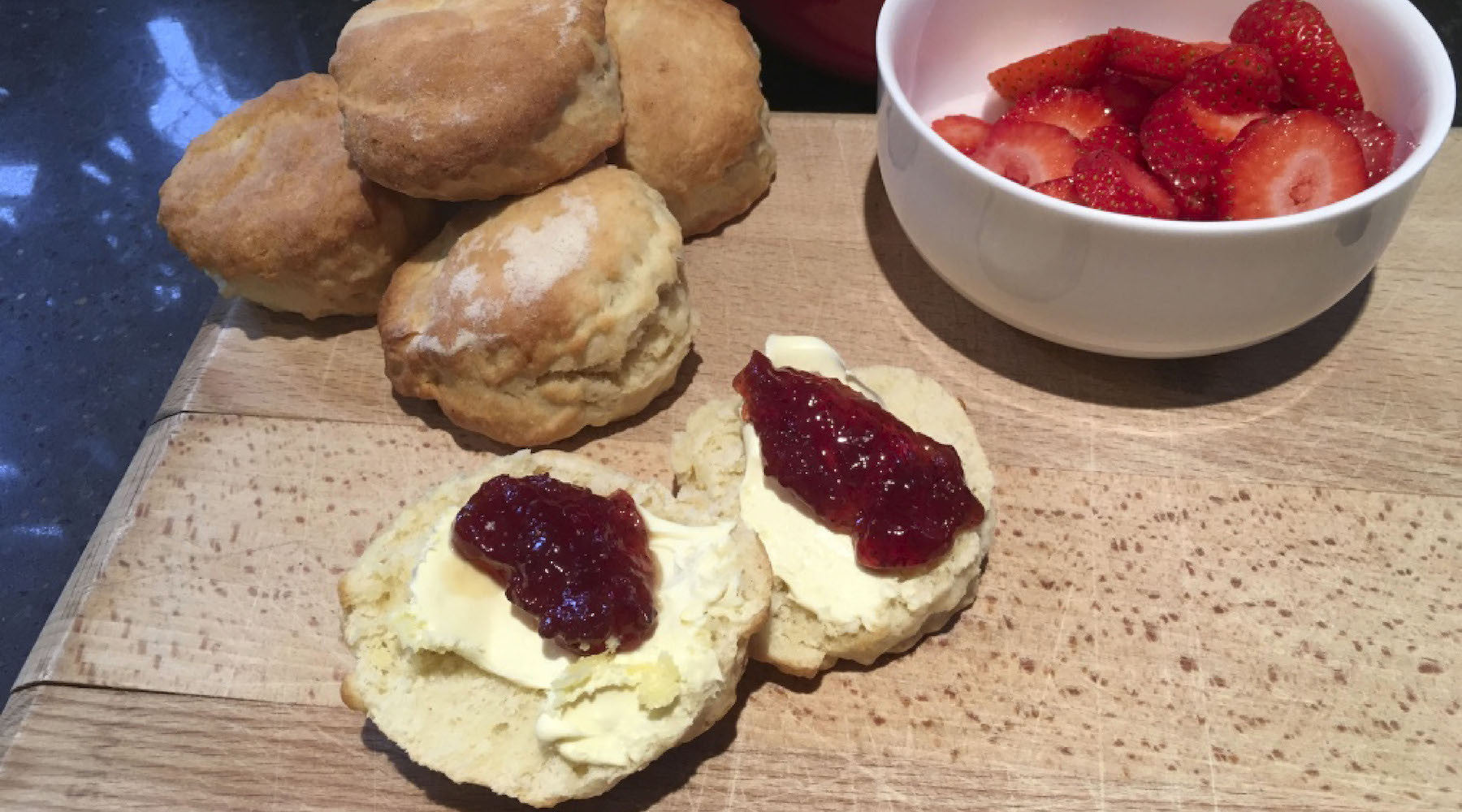 Perfect Scones Recipe for Afternoon Tea
