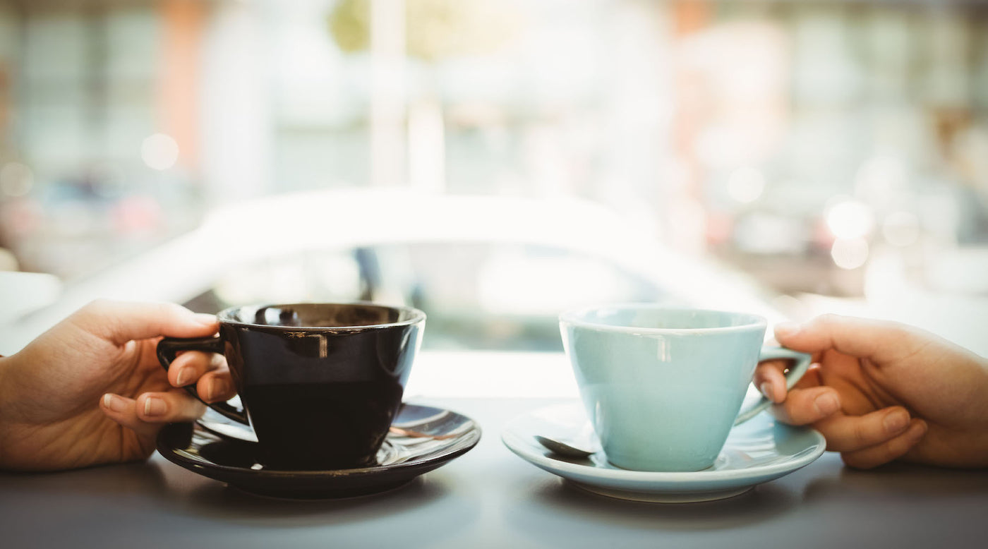 What is the real difference today: English Tea vs. Coffee in the UK ...