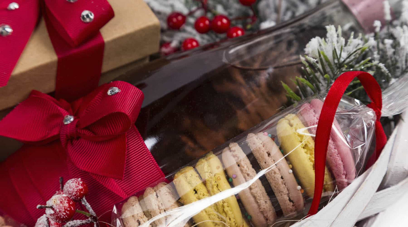 Unusual History of Fine Food Hampers as gifts for Christmas in the ...