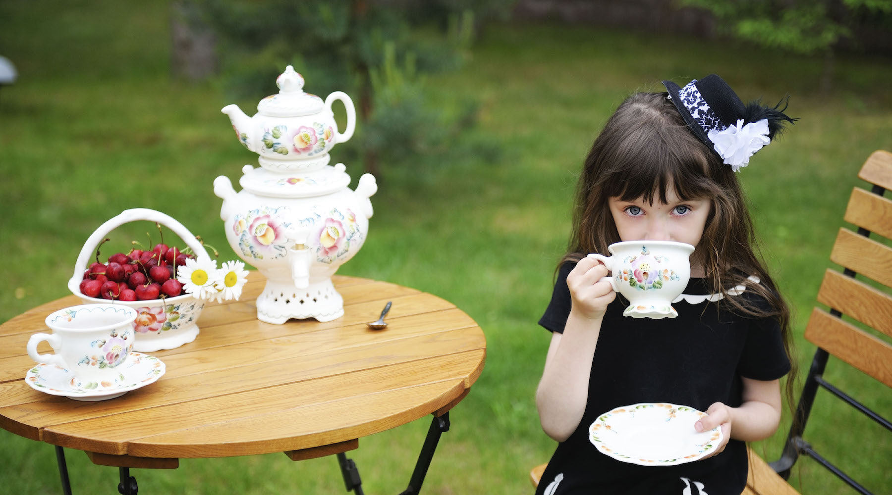 Chateau Rouge Fine Foods UK_Creating the best children's afternoon organic tea party