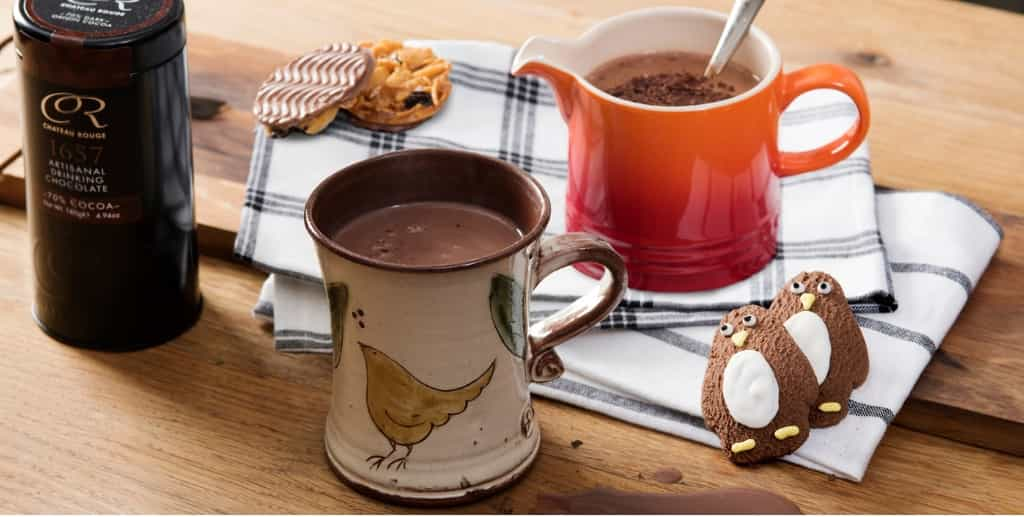 Chateau Rouge Hot Chocolate Gifts