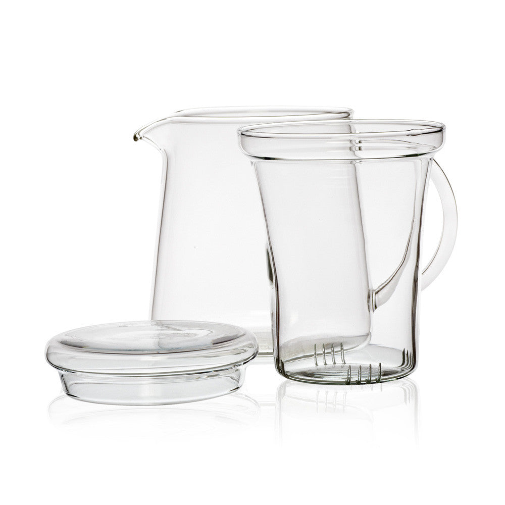 Chateau Rouge Fine Foods UK_BOROSILICATE GLASS TEAPOT (2 CUP SIZE)