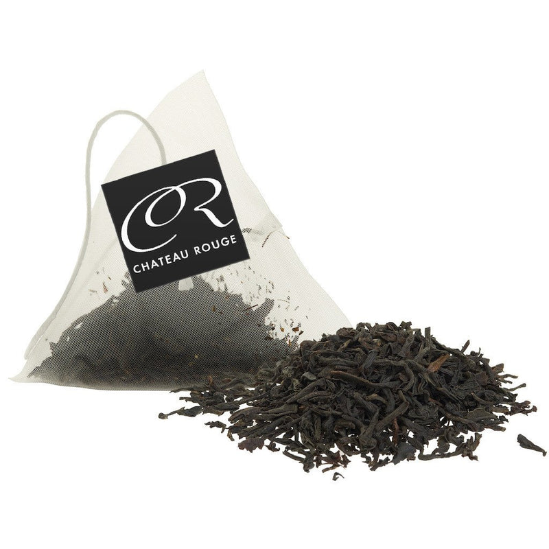 Classique Earl Grey - Organic Black Tea Bags Tin - Chateau Rouge Fine Foods