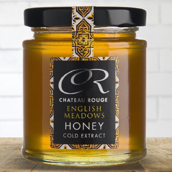 Chateau Rouge Fine Foods London - English Meadows raw English Honey