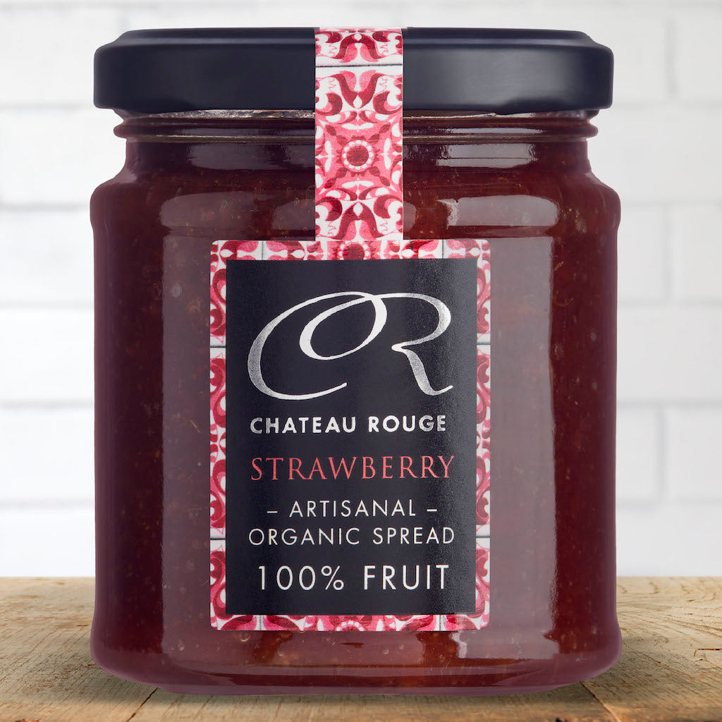 Organic Fruit Jam Spread
