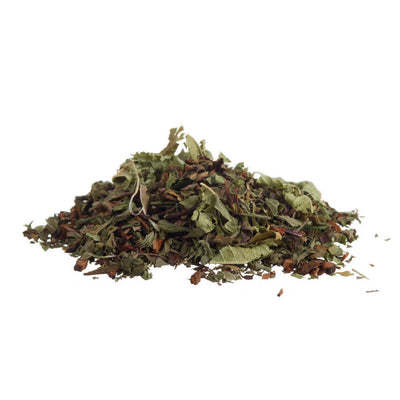 Peppermint Honeybush Organic Loose Leaf Herbal Tea