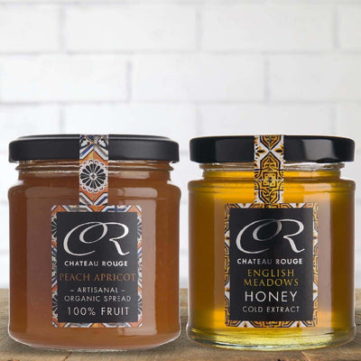 Organic Fruit Jam & Honey - Gift sets