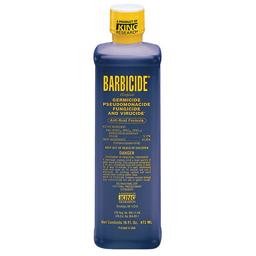 Barbicide Solution 473ml/16fl.oz