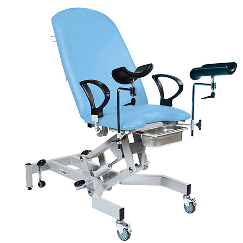 Fusion Gynae1 - 2 Section Hydraulic Couch