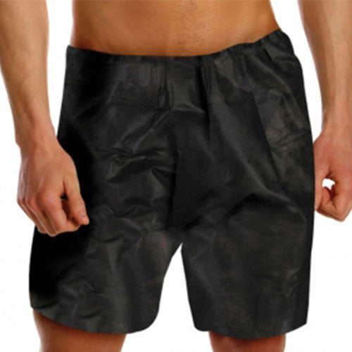 Disposable Boxer Shorts Black