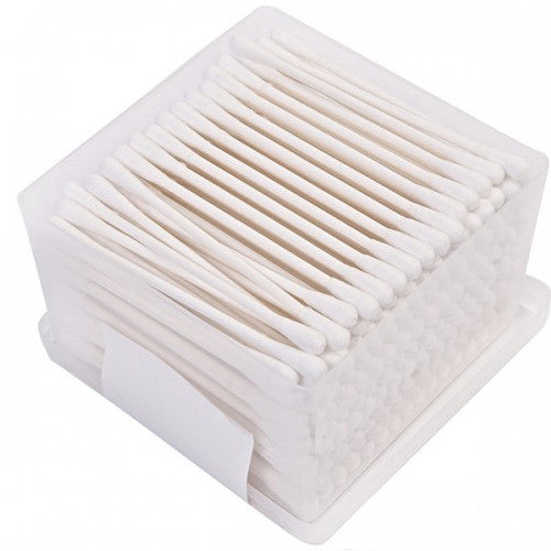Cotton Buds Plastic Stem
