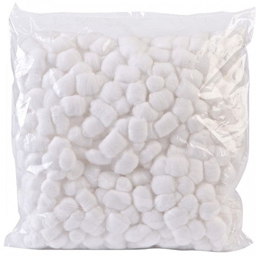 Cotton Wool Balls - Small