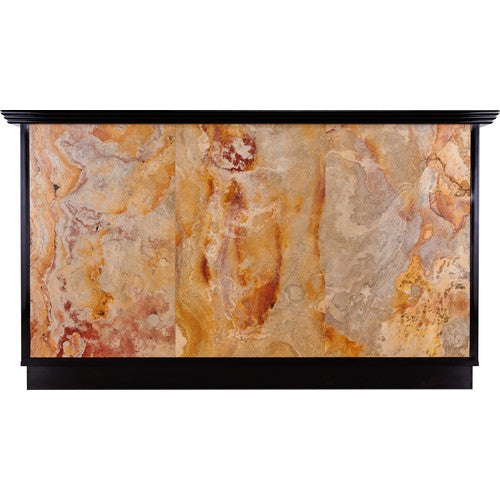Stone Salon Reception Desk