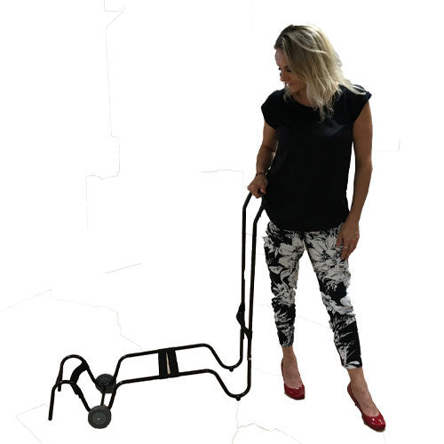 Portable Massage Table Trolley