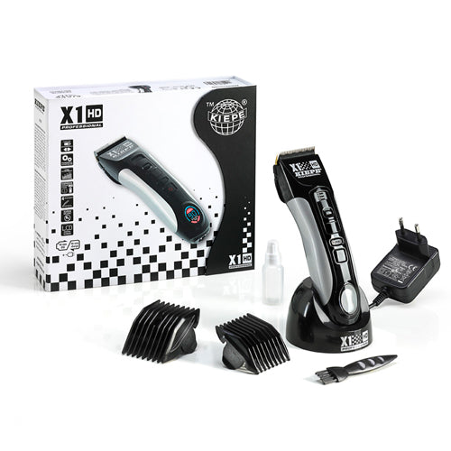 X1 Cordless Clipper Titanium Blade w/Digital Display