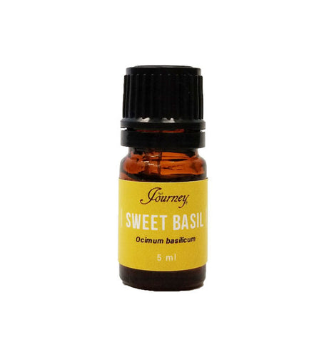 Basil, Sweet - JourneyEO