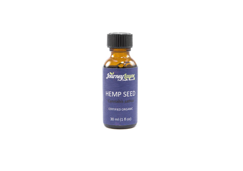 Hemp Seed - Organic - JourneyEO