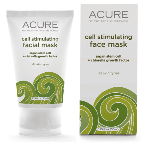 Acure Organics Facial Mask Cell Stimulating -- 1.75 oz