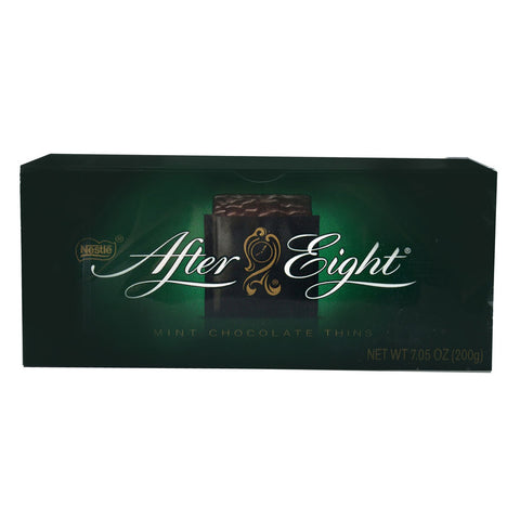 After Eight Mint Chocolate Thins -- 7.05 oz