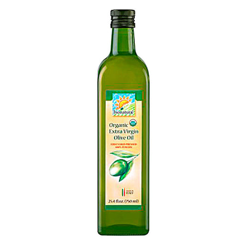 Bionaturae Organic Extra Virgin Olive Oil -- 25.4 fl oz