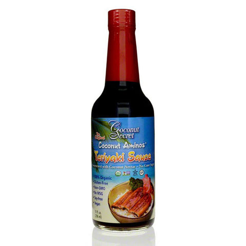Coconut Secret Coconut Aminoså¨ Teriyaki Sauce -- 10 fl oz