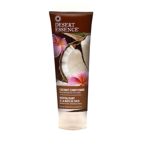 Desert Essence Coconut Conditioner -- 8 fl oz
