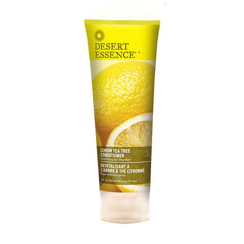 Desert Essence Conditioner Lemon Tea Tree -- 8 fl oz