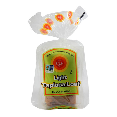Ener-G Light Tapioca Loaf Gluten Free -- 8 oz