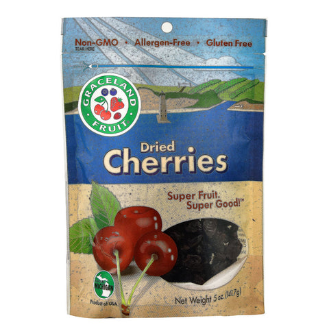 Graceland Fruit Dried Cherries -- 5 oz