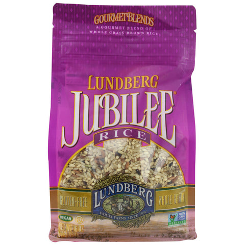Lundberg Jubilee Whole Grain Brown Rice -- 1 lb