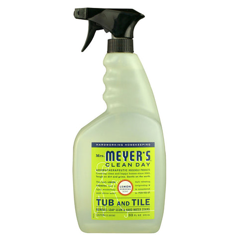 Mrs. Meyer's Clean Day Tub and Tile Lemon Verbena -- 33 fl oz