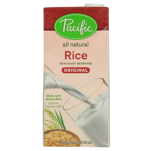 Pacific Natural Foods Rice Non-Dairy Beverage -- 32 fl oz
