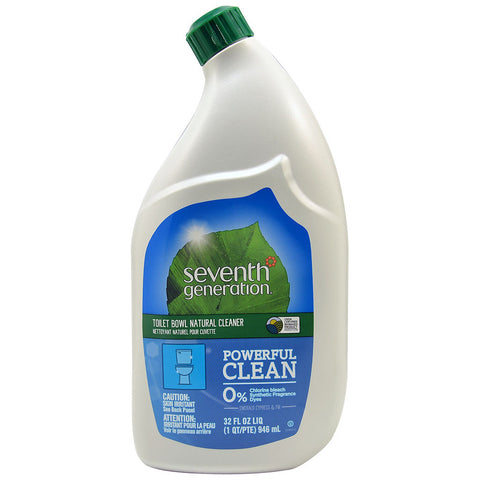 Seventh Generation Toilet Bowl Natural Cleaner Emerald Cypress and Fir -- 32 fl oz