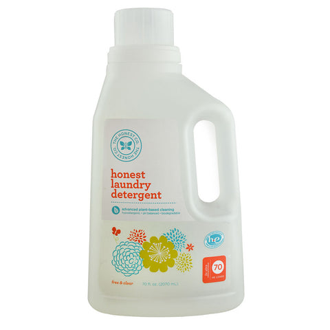 The Honest Company Honest Laundry Detergent Free & Clear -- 70 fl oz