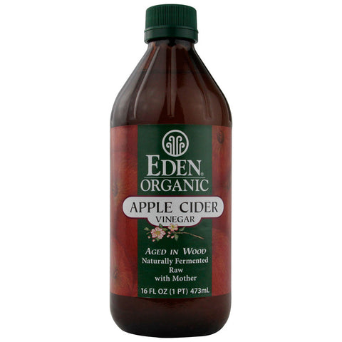 Eden Foods Organic Apple Cider Vinegar -- 16 fl oz