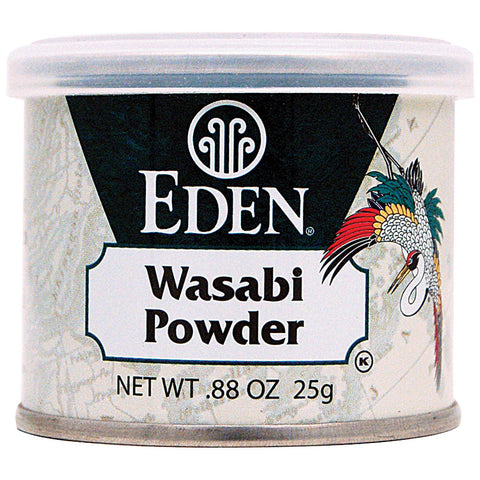 Eden Foods Wasabi Powder -- 0.88 oz