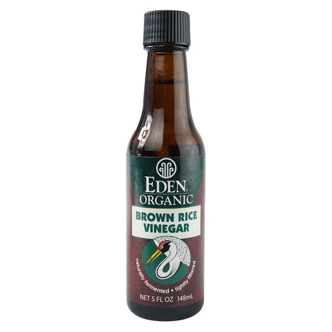 Eden Foods Organic Brown Rice Vinegar -- 5 fl oz
